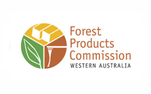Forest Products Commission logo